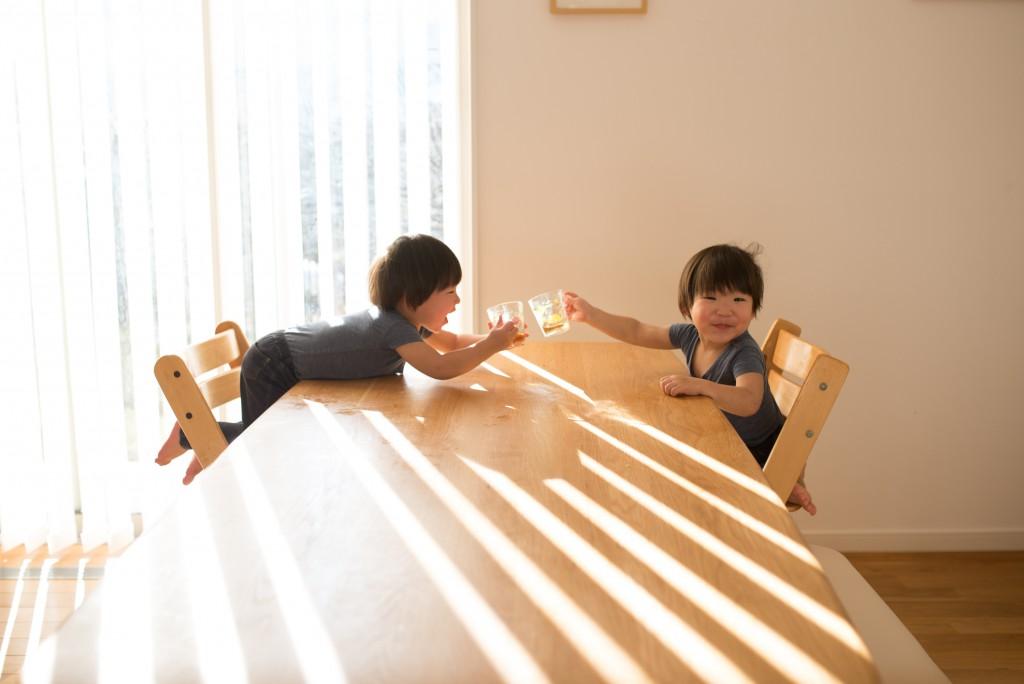神奈川、横浜の出張撮影サンプルフォト(家族写真)